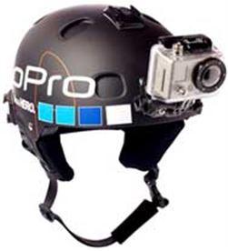 Accesorio Gopro AHFMT-001 placa frontal de casco Outdoor - AHFMT001