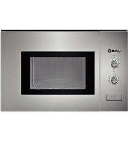 Microondas s/grill 20l Balay 3wm360xic gris - 3WM360XIC