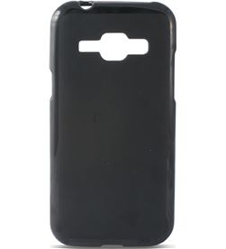 Ksix B8551FTP01 funda flex tpu galaxy j1 negra Accesorios telefonia - B8551FTP01