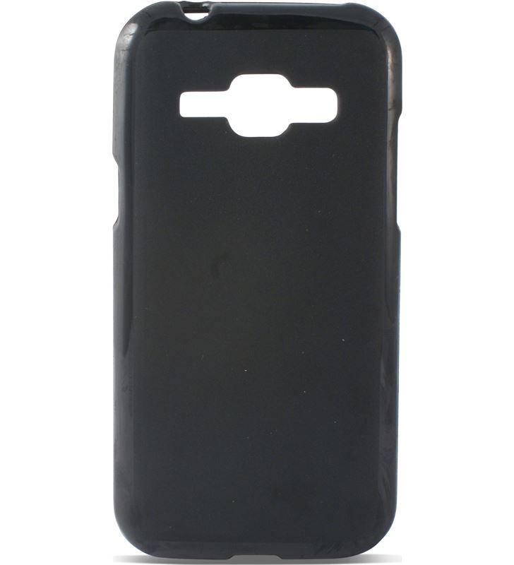 Funda flex Ksix tpu galaxy j1 negra B8551FTP01 Accesorios telefonia - B8551FTP01