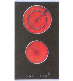 Domino vitro Teka vt tc 2p.1 2quem 30cm biselado 40204301 - TEK40204301