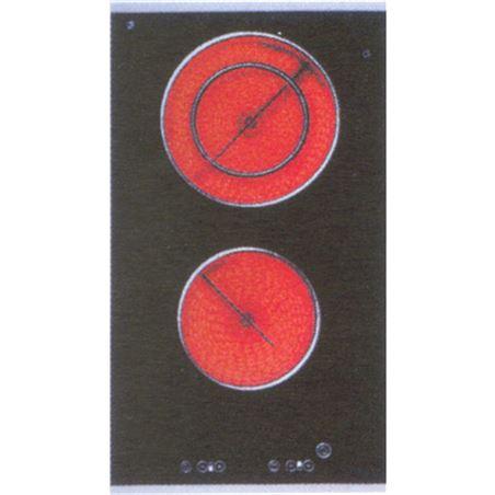 Domino vitro Teka vt tc 2p.1 2quem 30cm biselado 40204301