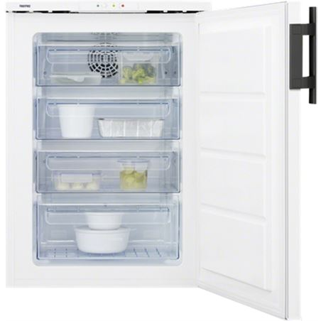 Congelador v Electrolux EUT1040AOW 85cm no frost a+