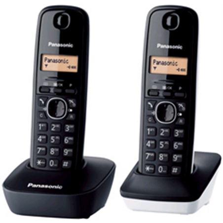 Telefono inal Panasonic kx-tg1612sp1 duo bl kxtg1612sp1