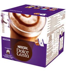 Nestle 12120147CAIXA cafe dolce gusto espresso mocha - 12120147CAIXA