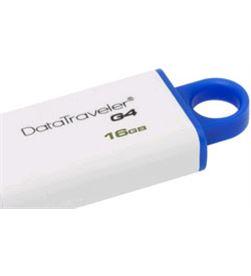 Pendrive 16gb Kingston DTIG4/16GB datatraveler azu - DTIG4-16GB