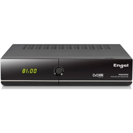 Receptor satelite Engel rs8100hd wifi integrado