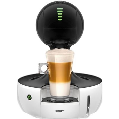 Cafetera dolce gusto Krups kp3501ib drop blanca