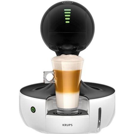 Cafetera dolce gusto Krups KP3501IB drop blanca