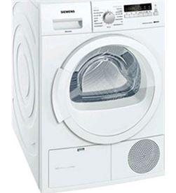Secadora cond Siemens WT45W230EE 8kg blanca a++ Secadoras condensación - WT45W230EE