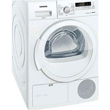 Secadora cond Siemens WT45W230EE 8kg blanca a++