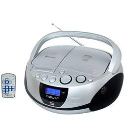 Nevir NVR480UBPL radio cd nvr480ub bluetooth mp3 usb plata - NVR480UBPL