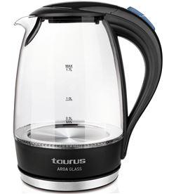 Hervidor agua Taurus aroa glass 1.7l cristal 958.511 - 958.511