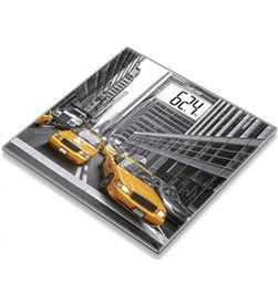 Beurer GS203NY bascula baño gs203 new york cristal gs203newyork - GS203NY