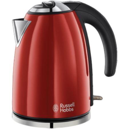 Hervidor Russell hobbs rh18941-70 1,7l rojo 1894170RH