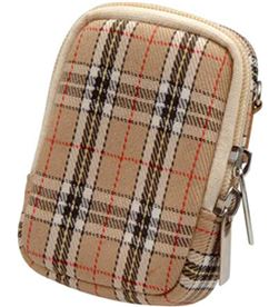 Funda camara digital Vivanco scottish ccsct60be beige CCSCT60BE-27410 - CCSCT60BE-27410