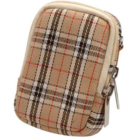 Funda camara digital Vivanco scottish ccsct60be beige ccsct60be-27410
