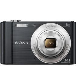Sony DSCW810B camara fotos negra 20.1mp 27.1m ce3 Cámaras - DSCW810B