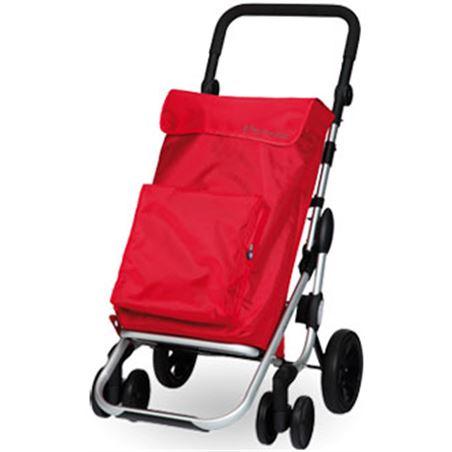 Playmarket carro compra play plegable go plus rojo 24925209