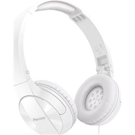 Auricular diadema Pioneer se-mj503-w blanco semj503w