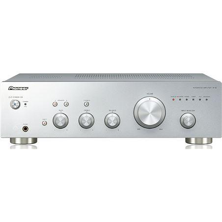 Amplificador Pioneer a-10-s plata 50w A10S