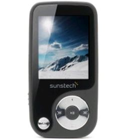 Mp4 4gb Sunstech thorn negro THORNBLACK Reproductores MP3/4/5 - THORN4GNEGRE