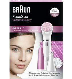 Depiladora facial Braun 832s sensitive 832SCUIDADOFAC - 832S