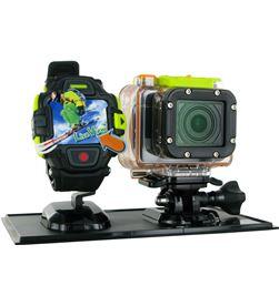 Videocamara accion Hp ac300w negro 112842 Cámaras de vídeo digital - 112842