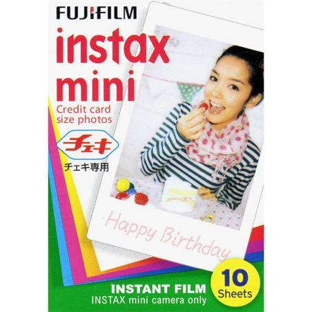 Pelicula Fujifilm instax mini glossy 10/pk 108699