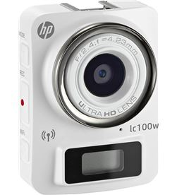 Videocamara accion Hp lc100w blanca 11280 Cámaras de vídeo digital - LC1000W