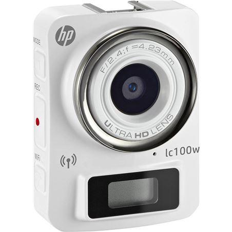 Videocamara accion Hp lc100w blanca 11280