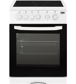 Cocina vitro Beko CSS48100GW 3f 85x50cm blanca Cocinas a gas - CSS48100GW