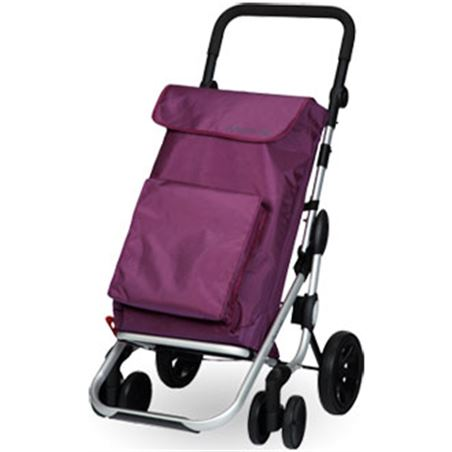 Playmarket carro compra play plegable go plus lila 24925216