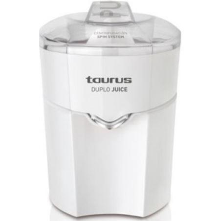 Exprimidor Taurus duplo juice blanco 30w 924174