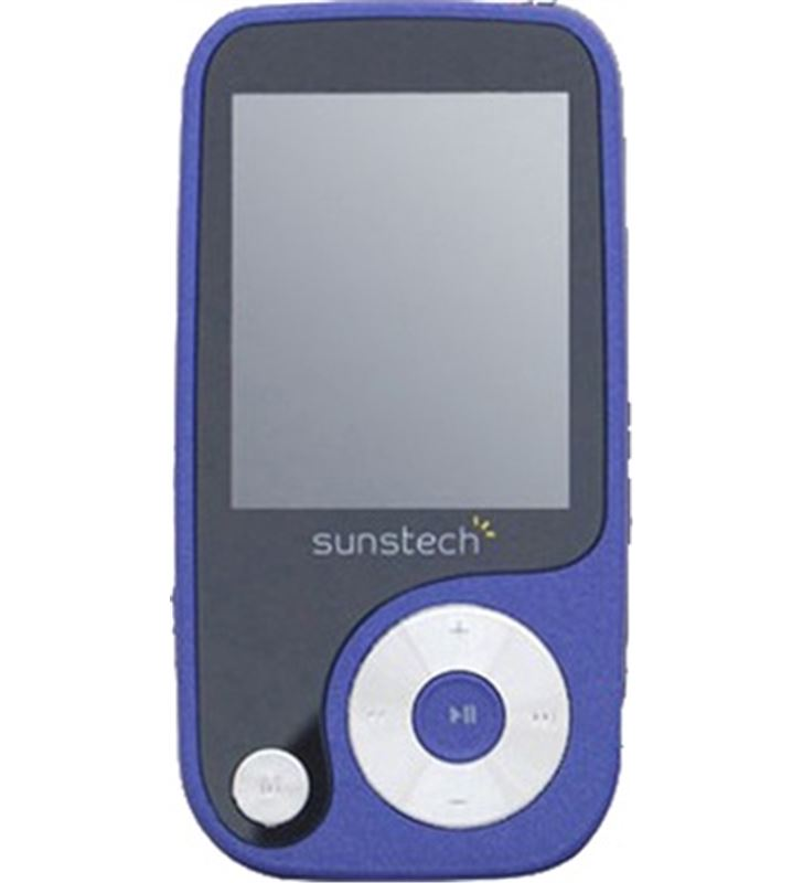 Mp4 4gb Sunstech thorn 4gb azul 1,8'' THORNBLUE Reproductores MP3/4/5 - THORN4GBBL