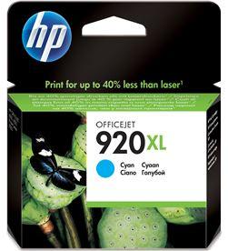 Cartucho tinta Hp 920xl cyan blister 9430FLV Accesorios informática - 9430FLV