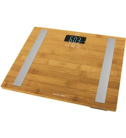 Jata 577 bascula baño hogar 557 analitz fitness bambu - 577