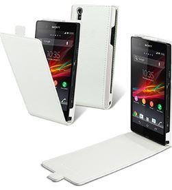 Made SESLI0036 funda slim blanca xony xperia z Accesorios telefonia - SESLI0036