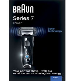 Afeitadora Braun 720 serie 7 (9565) 720SERIE7 - 7-720