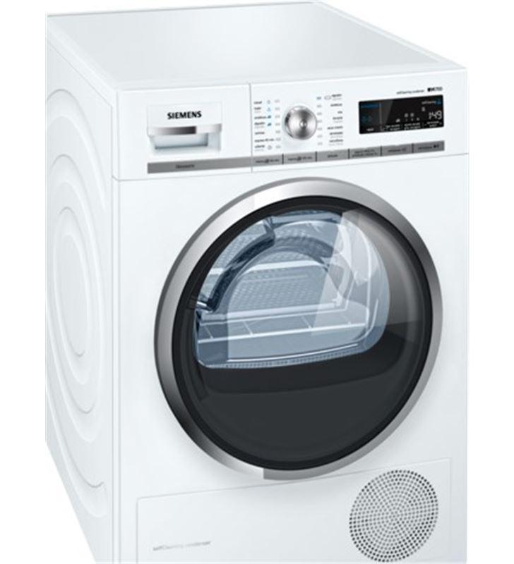 Siemens WT45W510EE secadora cond 9kg blanca a++ Secadoras condensación - WT45W510EE