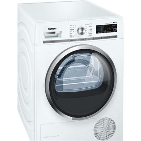 Secadora cond Siemens WT45W510EE 9kg blanca a++
