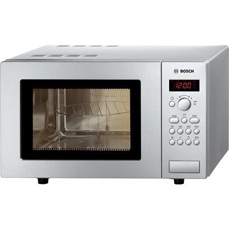 Microondas grill 17l Bosch hmt75g451 inox