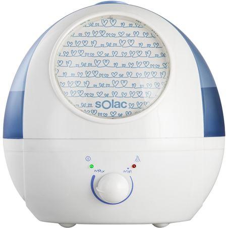 Humidificador Solac s07768 ultra sonidos HU1056