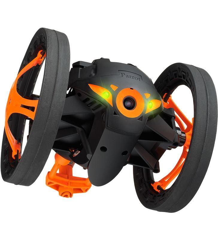 Dron Parrot jumping sumo negro PF724001AA Outdoor - PF724001AA