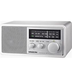 Sangean WR-11SILVER radio analogica am-fm wr-11 silver - WR-11SILVER