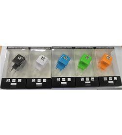 Vivanco 76814 cargador sd casa 2.4a 2 puertos Accesorios telefonia - 76814
