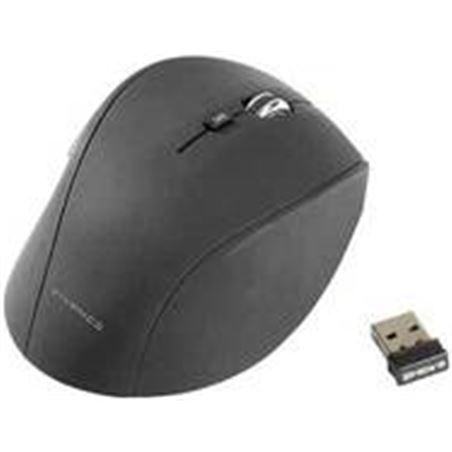 Vivanco raton wireless negro 36640
