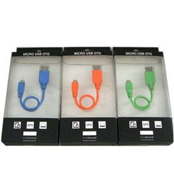 Cable sd-micro usb Vivanco (71804) - QR71804