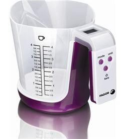 Balanza cocina Fagor bc500 diseño con jarra 976010022 - BC500
