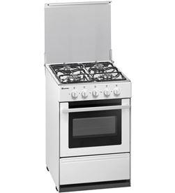 Cocina gas Meireles G2540VW 4f 53cm but blanca Cocinas - G2540VW